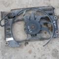 64548380780 Вентилятор радиатора BMW 4x контактный BMW E39 09/95> /M52/M51/M62