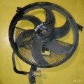 Вентилятор диффузор, вентилятор охлаждения двигателя Lifan Breez