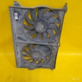 Вентилятор охлаждения диффузор Opel Vectra C