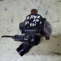 Корпус термостата 06В121111с для двигателя FSI Audi A4 8E 2.0l AWA Ауди А4 8Е 06b121111c