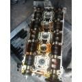 Гбц (головка блока цилиндров) Volvo s80 2001г. 4-ре клапана погнуло