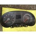 Панель приборов (Комбинация приборов ) vw polo sedan Фольксваген Поло седан 2013 6ru920860D