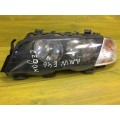 передняя фара BMW левая фара Е46 вн номер 009155