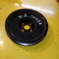Шкив помпы двигатель 1.5 G4EK Хендэ-акцент 97г. Хендай Hyundai Accent