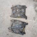 Вентилятор охлаждения двигателя с диффузором вентилятор левый вентилятор правый диффузор правый диффузор левый комплект для двигателя хундай элантра Hyundai Elantra комби ( хэтчбек ) 2001г.в.