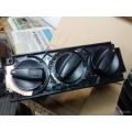 1h0820046D 1н0820046D Управление печкой Фольксваген Пассат В3 В4, ГОЛЬФ 3 новый VW Volkswagen Golf P
