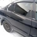 Дверь задняя правая Ниссан Альмера Nissan Almera седан, 04г.в.,черного цвета б/у