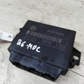 модуль блок эбу управления парктроником Volkswagen Passat B6