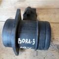 Расходомер воздуха Volkswagen Bora Фольксваген Гольф 4 Бора двигатель 2л объемом AQY Бош Bosch 0280218002 06a906461a 06а906461а