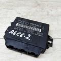 Блок управления парктроником Audi A6 C6