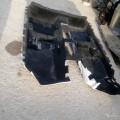 Ковёр салона Фольксваген пассат б6 VW Volkswagen Passat b5 2007 г.в. ковровое покрытие черного цвета 3c1863367c 8er 3С1863367С 21702/ DE