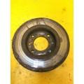 Диск тормозной задний PEUGEOT Диск тормозной задний 307 2003 год невентилируемый