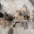 Задний правый кулак, цапфа , задний левый кулак, цапфа хундай элантра Hyundai Elantra комби ( хэтчбек ) 2001г.в., 2.0i G4GC 140 л.с. 103 кВт рабочий