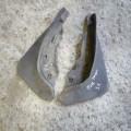 Брызговик задний левый и задний правый в отличном состоянии б/у комплект задних брызговиков форд мондео 4 2007 г.в.