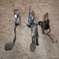 Педаль газа педаль сцепления педаль тормоза комплект педалей для Renault Megane Scenic Рено Меган сценик , 2008г.в. 1.5tdi 8200159647 CTS