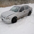 Hyundai Accent по запчастям МКПП двигатель заклинило