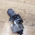 Корпус масляного фильтра охладителя Volkswagen Passat B6 2.0 TDI