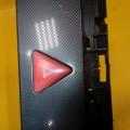 Кнопка аварийной остановки volkswagen Passat B6 2007 г фольксваген пассат б6