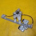 Стеклоподъемник электрический SKODA Стеклоподъемник задний левый механический Octavia тур 2008 г
