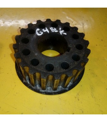 Шестерня коленвала двигатель 1.5 G4EK Хендэ-акцент 97г. Хендай Hyundai
