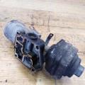 Корпус масляного фильтра кронштейн Volkswagen polo 4 1.9 TDI