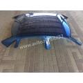 Крыша Audi a4 b6 седан синего цвета без люка