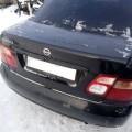 Крышка багажника Ниссан Альмера Nissan almera, седан, 04г.в.