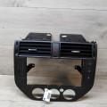 Рамка магнитолы Ford c-max до рест дефлектор воздушный обдува салона