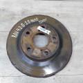 Диск тормозной передний вентилируемый 2.0i АКПП Toyota RAV4 II (XA20)