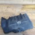 Декоративная крышка двигателя накладка Mazda 6 2.3i