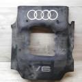 Декоративная крышка двигателя Audi A6 C5 2.8i
