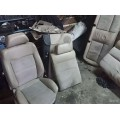 Салон комбинированный фольксваген пассат б5 VW Volkswagen Passat b5,седан, кожа.