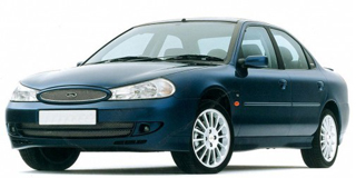 Запчасти Автозапчасти FORD Ford Mondeo 2